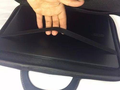 Imagem de Capa Case Maleta para Notebook 14 Polegadas Preto