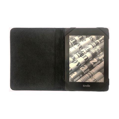 Imagem de Capa Case Novo Kindle (básico) 10ª Geração Auto Hibernação - Mapa Tecido