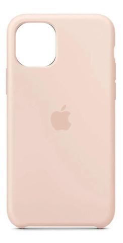 Imagem de Capa Case para Iphone 11 em Silicone - Rosa Areia