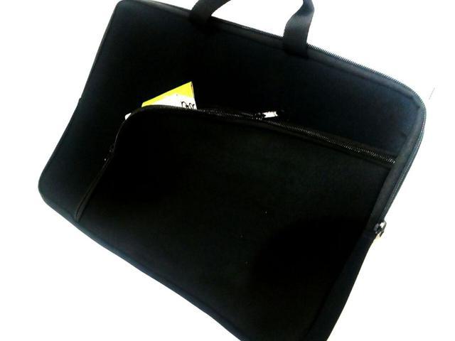 Imagem de Capa Case Pasta Notebook com Bolso 15,6 Preto