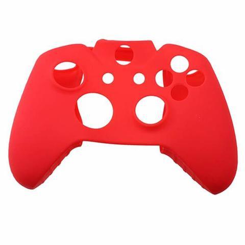 Imagem de Capa Case Protetora de Silicone Gel Para Controle Xbox One Vermelho FEIR FR-314-1M