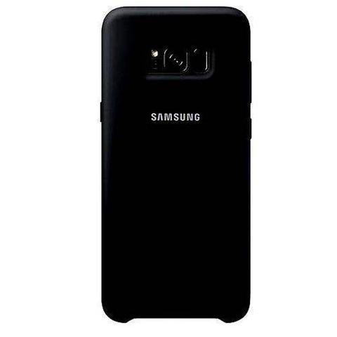 Imagem de Capa Case Samsung Galaxy S8 Plus Silicone Cover  Preto