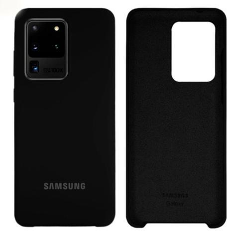 Imagem de Capa Case Silicone Aveludada Samsung Galaxy S20 Ultra 6.9 Polegadas