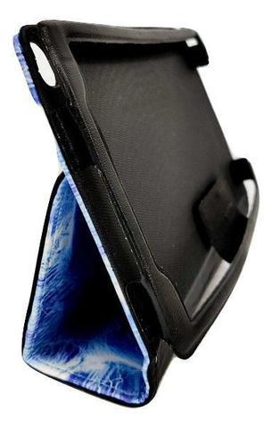 Imagem de Capa Case Tablet Samsung Galaxy Tab A 8 P290 P295 T290 T295 Magnética Sonic Personagem