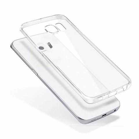 Imagem de Capa Case Tpu Samsung Galaxy S7 Edge SM-G935F Transparente