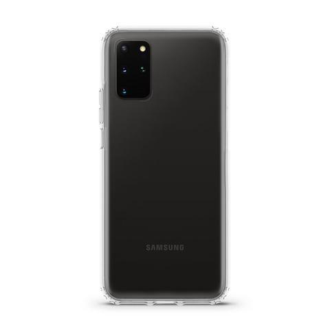 Imagem de Capa Celula Customic Samsung Galaxy S20 Ultra Impactor Clear Transparente Proteção Anti Impacto