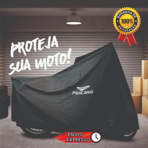 Imagem de Capa Cobrir Moto Bike Bicicleta 100% Impermeável Tam. P