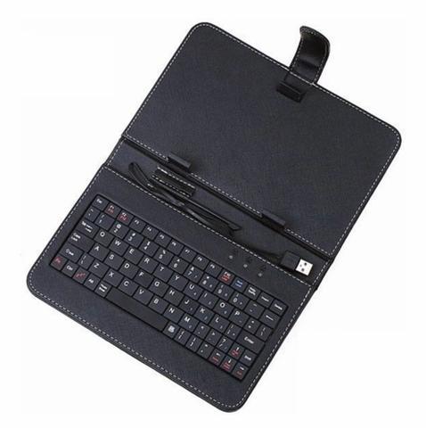Imagem de Capa com teclado para Tablet de 10 polegadas Hoopson