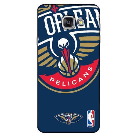 Imagem de Capa de Celular NBA - Samsung Galaxy A3 2016 - New Orleans Pelicans - D21