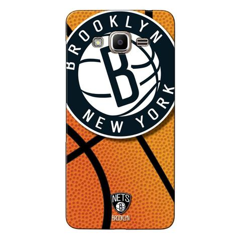 Imagem de Capa De Celular NBA - Samsung J5 Prime -  Brooklyn Nets - NBAG03