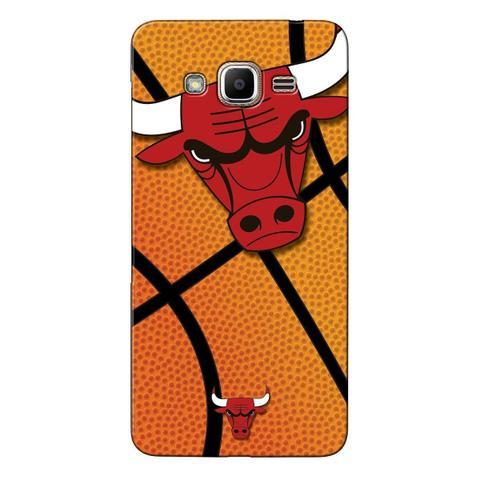 Imagem de Capa De Celular NBA - Samsung J5 Prime -  Chicago Bulls - NBAG05
