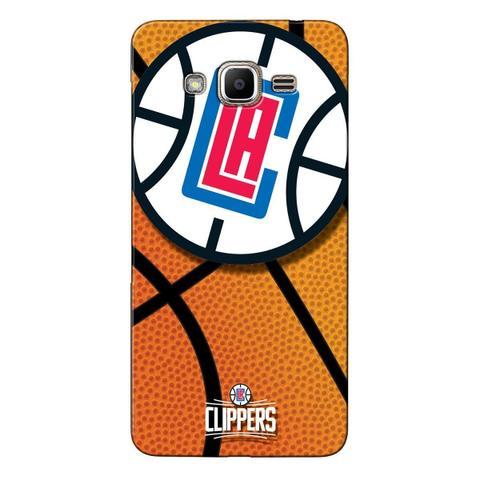 Imagem de Capa De Celular NBA - Samsung J5 Prime -  L.A. Clippers - NBAG13