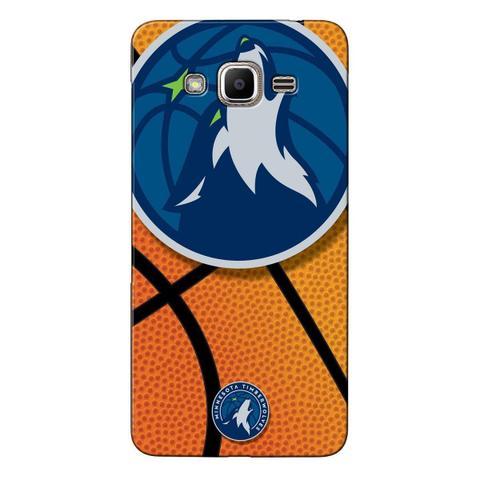 Imagem de Capa De Celular NBA - Samsung J5 Prime -  Minnesota Timberwolves - NBAG18
