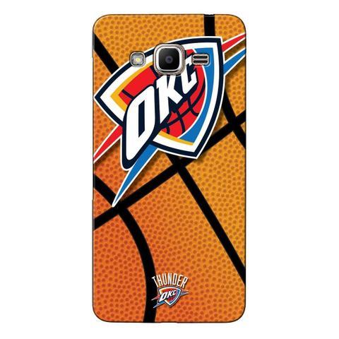 Imagem de Capa De Celular NBA - Samsung J5 Prime -  Oklahoma City Thunder - NBAG21