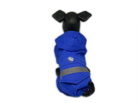 Imagem de Capa de Chuva - Cachorro - Azul