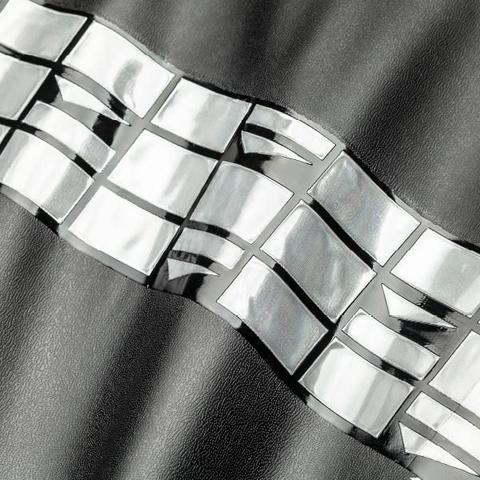 Imagem de Capa de chuva Delta PVC c/ Bolso Motoqueiro conjunto Motoboy