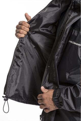 Imagem de Capa de chuva pantaneiro nylon - preta