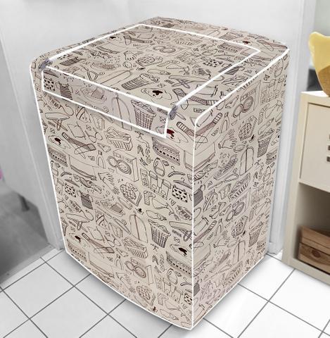 Imagem de Capa de máquina de lavar - Lavanderia Com Abertura Superior - G