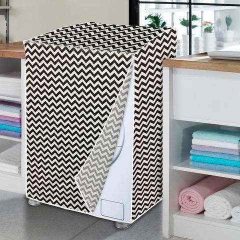 Imagem de Capa de máquina de lavar zig zag - GG