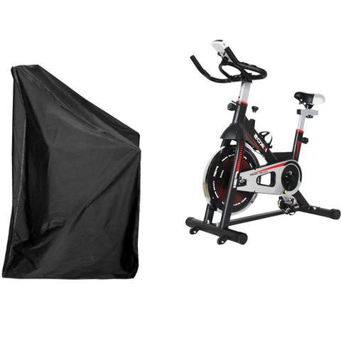 Imagem de Capa de proteção Bicicleta Ergométrica Pelegrin PEL2310 Impermeável UV