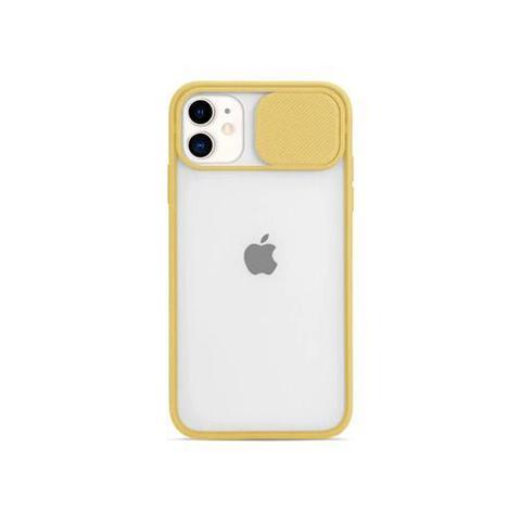 Imagem de Capa de Proteção Câmera Compatível Com iPhone 11 (6.1