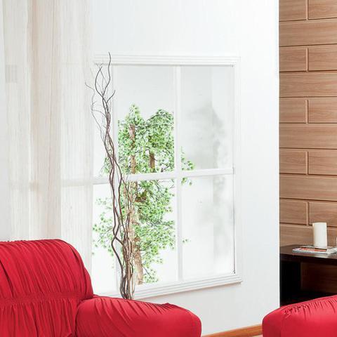 Imagem de Capa de Sofá 3 Lugares Elásticada Vermelho