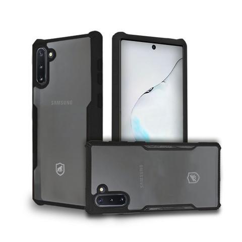 Imagem de Capa Dual Shock X Preta - para Samsung Galaxy Note 10 - GShield