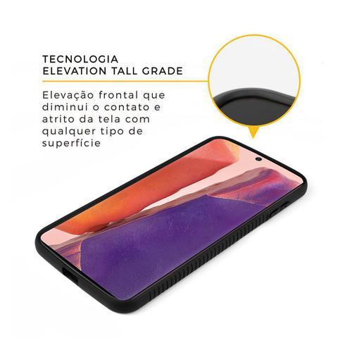 Imagem de Capa Dual Shock X Preta Para Samsung Galaxy Note 20 - Gshield