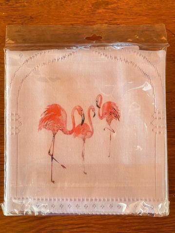 Imagem de Capa fogao 4 bocas 55x56cm flamingo