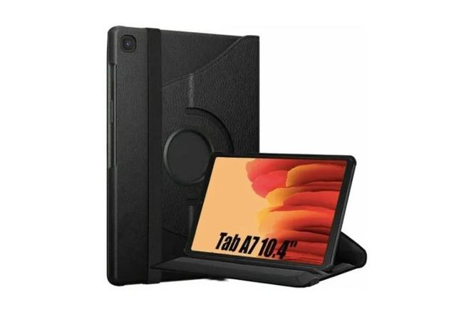 Imagem de Capa Giratória p/ tablet Samsung Compativel Tab A7 10.4 T500