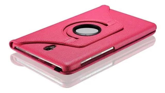 Imagem de Capa Giratória Tablet T590 T595 Rosa pink