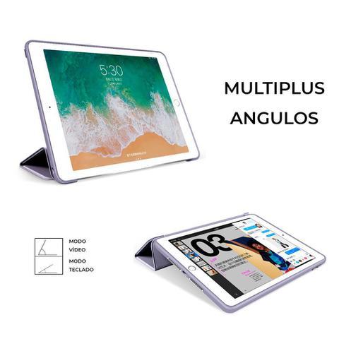 Imagem de Capa iPad 7 Geração 10.2 Polegadas WB Premium Slim Antichoque com Compart. para Pencil