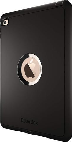Imagem de Capa iPad Air 2 modelo 5 e 6 Geração Anti Impacto OtterBox Defender Preto