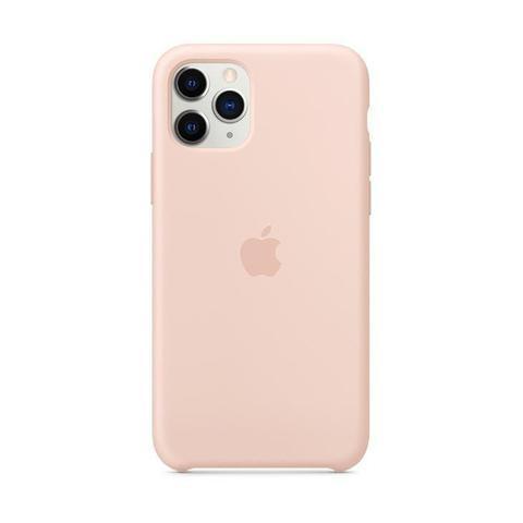 Imagem de Capa iPhone 11 Pro Apple, Silicone Rosa