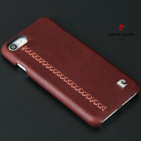 Imagem de Capa Iphone 7/8 Pierre Cardin Couro Premium