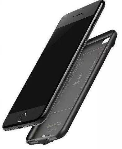 Imagem de Capa  Iphone 7 Plus  Carregadora Power Bank 7300mah