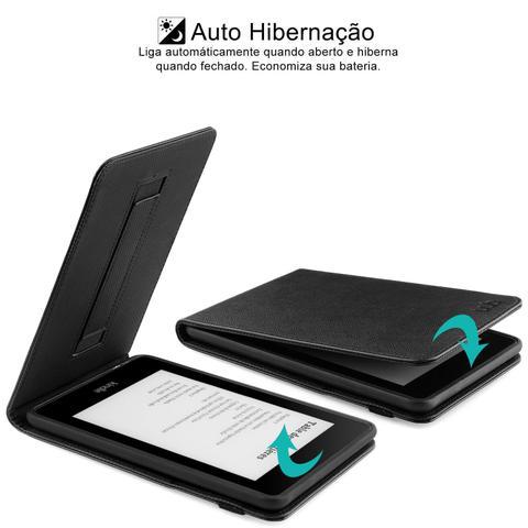 Imagem de Capa Kindle 10a Geração WB Premium Freedom Auto Hibernação