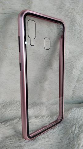 Imagem de Capa Magnética HREBOS - Samsung A20/A30