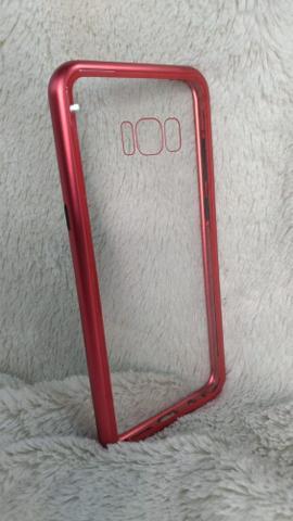 Imagem de Capa Magnética HREBOS - Samsung S8 Plus