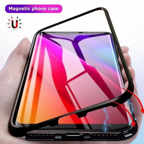 Imagem de Capa Magnética Luxo Smartphone Galaxy S10  Plus (6,4)