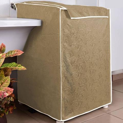 Imagem de Capa Maquina de Lavar Eletrolux Bege 10 kg a 11,5 kg