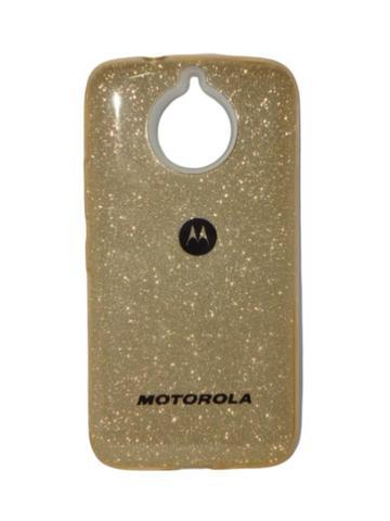 Imagem de Capa Moto G5S Plus Dourada Brilho