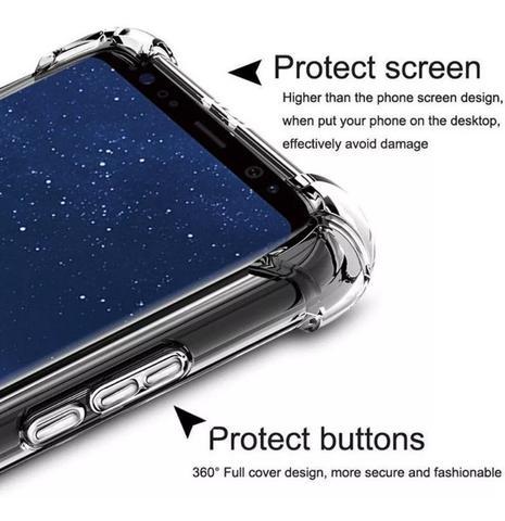 Imagem de Capa Moto Z3 Play Anti Impacto
