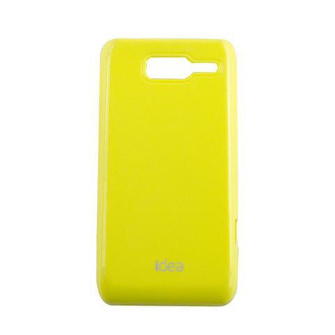 Imagem de Capa Motorola D3 Tpu Amarelo - Idea