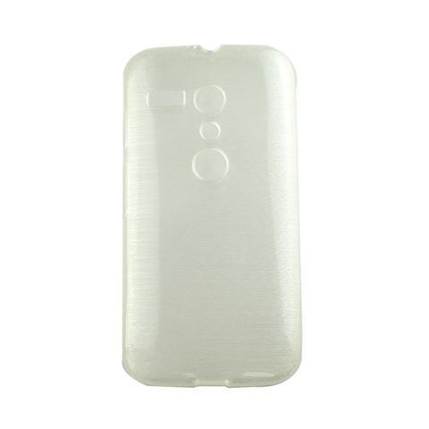 Imagem de Capa Motorola Moto G Tpu Esmalte Branco - Idea