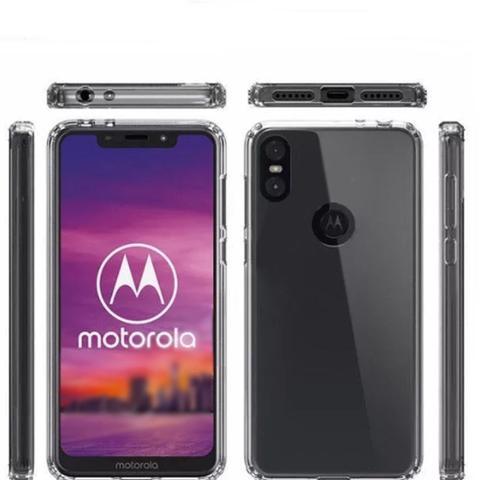 Imagem de Capa Motorola Moto One anti impacto Transparente