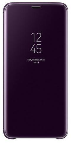 Imagem de Capa Original Clear View Standing Samsung Galaxy S9 Plus SM-G965