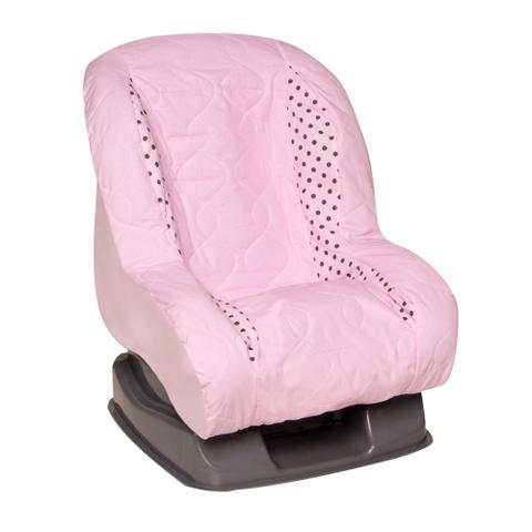Imagem de Capa Para Cadeirinha de Carro Rosa 01 Peça