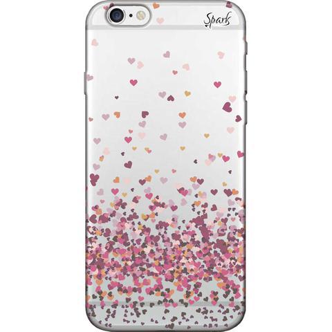 Imagem de Capa para celular Samsung Galaxy A5 - Spark Cases - Corações Flutuando