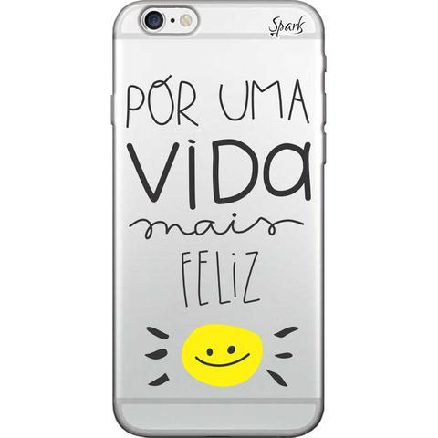 Imagem de Capa para Celular Samsung J2 Prime - Spark Cases - Por Uma Vida Mais Feliz